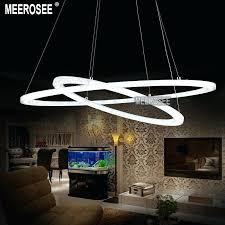 led chandelier lights. Modern Led Chandeliers Light Fixture White Rectangle Acrylic Chandelier Lights