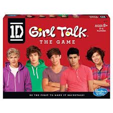Small Picture One Direction 1D One Direction Girl Talk Board Game unique One
