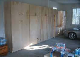 Large Cabinet With Doors How To Build A Garage Storage Cabinet With Doors Home Design Ideas