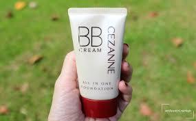 cezanne bb cream all in one foundation