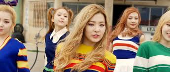 Fondo De Pantalla Tumblr Seulgi Red Velvet Ice Cream Cake