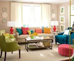 Colorful Living Room Furniture Sets Creative Impressive Decoration
