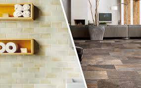 ceramic tile vs porcelain tile