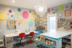 eclectic crafts room. Brilliant Eclectic Delighful Room Craft Tour Sugar Bee Crafts And  Eclectic C