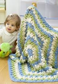 Baby Afghan Patterns Enchanting 48 Easy Crochet Baby Blanket Patterns FaveCrafts