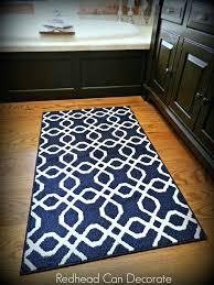 pretty blue accent rug sky