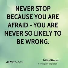 Fridtjof Nansen Quotes Mesmerizing Fridtjof Nansen Quotes QuoteHD
