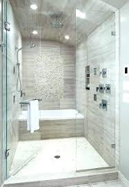 corner garden tub shower garden tub combo impressive decoration with shining design master bathroom home
