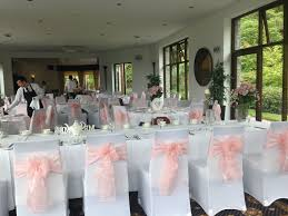 furniture white wedding chair covers best white chair covers u pale baby pink sashes bron eifion