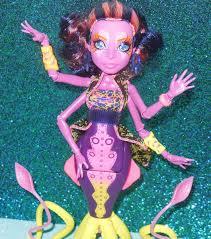 Фото кукол из серии <b>Monster High</b> Great Scarrier Reef: Торалей ...
