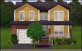 sims 2 residential lots base game free conjunius for simple sims 3 house plans