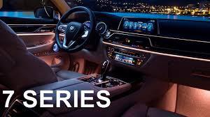 BMW Convertible bmw 735i interior : 2017 BMW 7 Series - INTERIOR - YouTube