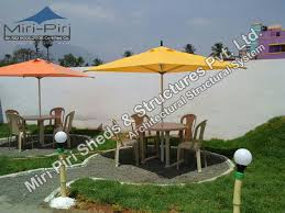 jumbo garden umbrella contractors miri piri best and prominent umbrellas manufacturing companies in delhi
