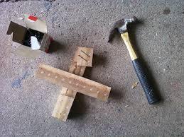 Step 1: Make the Cross