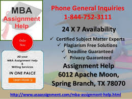 online mba assignment help by usaassignment  usaassignment com mba assignment help