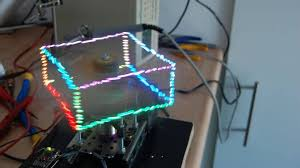 3d Printing Holographic Prophelix With And Arduino Display A Made Is p8xBqa6