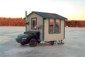 ICE FISH HOUSE PLANS   TRADITIONAL HOME PLANSIce Fishing Hut Plans   EzineArticles Submission   Submit Your