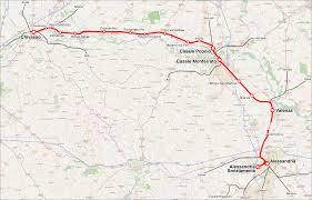 Ferrovia Chivasso-Alessandria