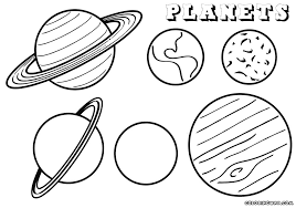 Lovely Of Printable Solar System Coloring Pages Pics Printable