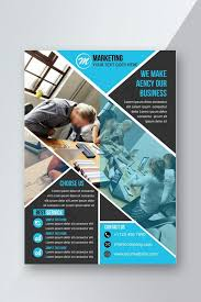 How To Make A Business Flyer Business Flyer Template Template Ai Free Download Pikbest