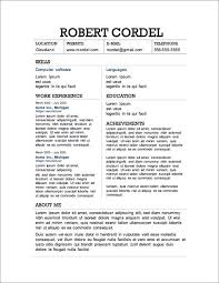 resume online creator   sample   resumeresume online creator amazing resume creator basic resume templates download this resume template