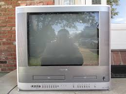 samsung tv dvd combo. toshiba mw20f51 20 crt tv dvd vhs vcr player combo color gaming television cctv samsung