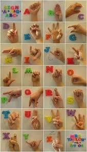 The 18 Best Asl Images On Pinterest | American Sign Language, Sign ...