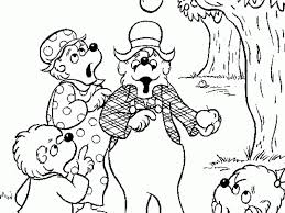 Small Picture berenstain bears coloring pages printable for 260616 Coloring