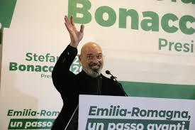 Stefano Bonaccini confermato presidente dell'Emilia-Romagna ...