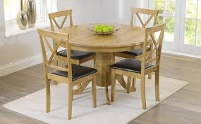 dining tables astonishing round oak table room