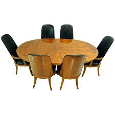 henredon dining room furniture dining room chair starburst double pedestal table with six chairs by set henredon dining room furniture