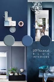 italianbark interior design blue interior trend blue interiors blue walls colour