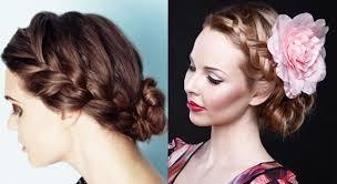 Оригинальные прически с плетением кос года фото идеи   причесок с плетением на разную длину волос вечерние прически с плетением стильные прически с плетением для офиса а также самые разнообразные идеи