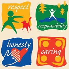if you want your children to display moral values such as honesty if you want your children to display moral values such as honesty self respect and compassion then you need to depict these qualities in your daily life