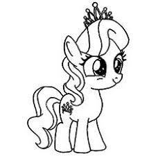 Small Picture My Little Pony Coloring Pages Pony Coloring Pages Mlp coloring
