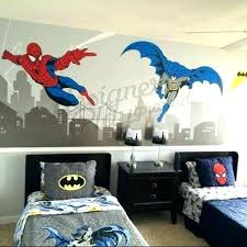batman wall decals as well marvel heroes and super hero themed room decal superhero stickers avengers assemble wal