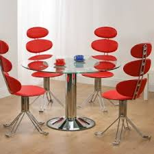 unusual dining furniture. chair design ideas unique dining chairs adorable unusual with red color contemporary stylish furniture