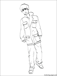 coloring pages justin bieber coloring pages coloring pages page