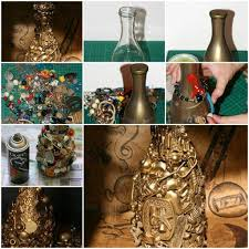 Decorative Jars Ideas How To Make Pretty Decorative Jars And Bottles With Unwanted Junk 15