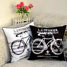 image of decorative lumbar pillows for chairs