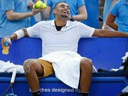 *the official page of nick kyrgios* proud australian. Nick Kyrgios I Couldn T Look At A Tennis Court Nick Kyrgios Resets During Layoff Tennis News Times Of India