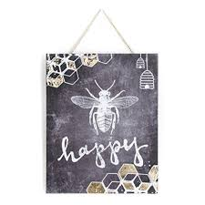 graham brown bee happy wall art on graham and brown wall art amazon with amazon graham brown bee happy wall art posters prints