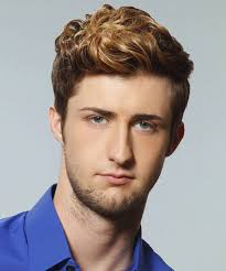 quick mens short hairstyles for curly hair