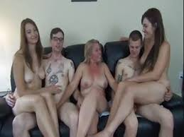10 minute orgy cum movies