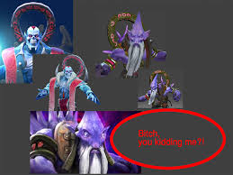 dark seer is not pleased with lich dota2