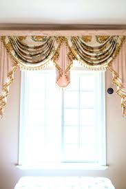 waterfall window valance patterns curtains decoration ds pertaining to design for and easy diy no sew fabric hometalk in designs blinds elegant gingham