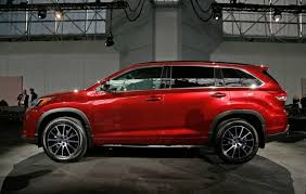 2018 toyota highlander limited platinum. plain highlander 2017 toyota highlander limited platinum side model images to 2018 toyota highlander limited platinum l