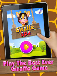 giraffe spa and salon free makeup game offering baby s and boys to groom