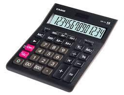 <b>Калькулятор настольный CASIO GR-14</b> 14-разрядный ...