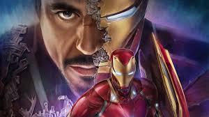 Tony Stark Iron Man Wallpaper 4k For Pc